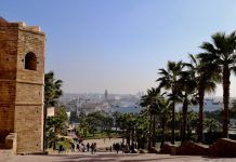 Dónde dormir en Rabat