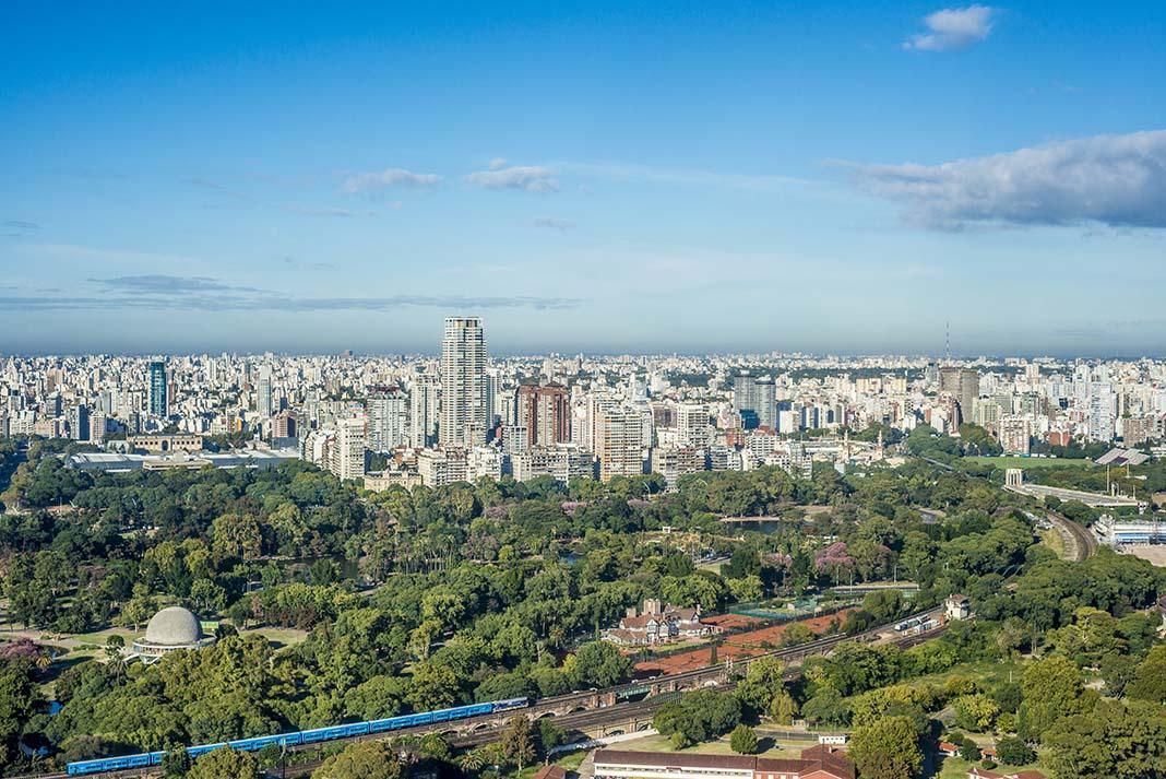 Dónde dormir en Buenos Aires: Palermo