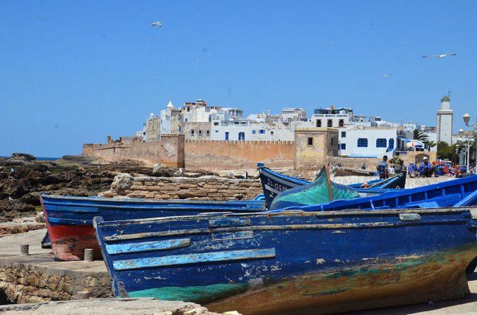 "La visita a Essaouira, la ""perla del Atlántico"""