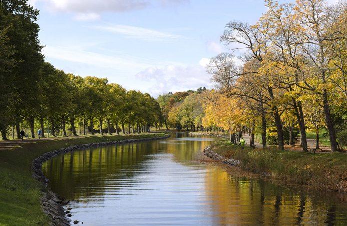 Los pulmones verdes de Estocolmo, parques naturales