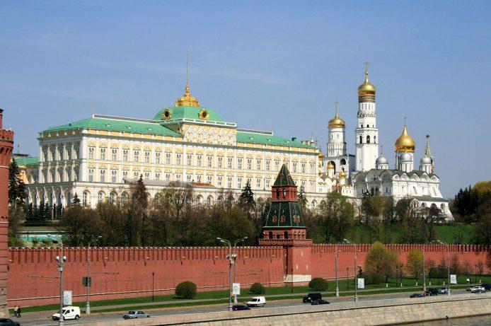 El Palacio del Kremlin