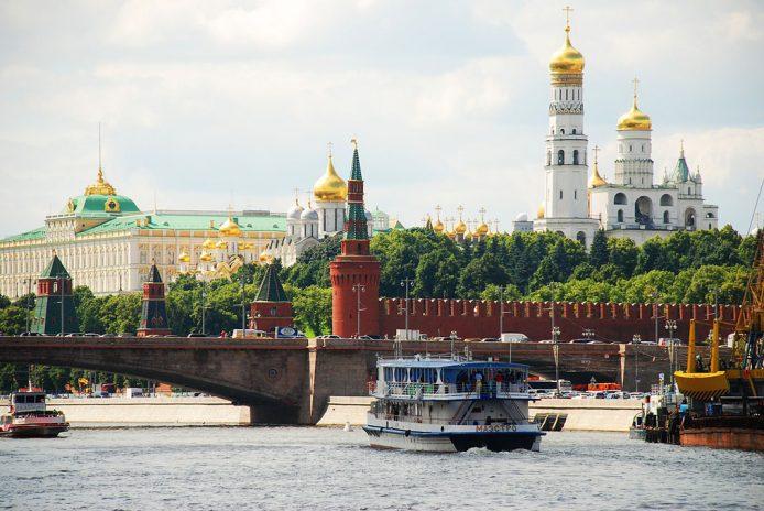 Tercer día en Moscú