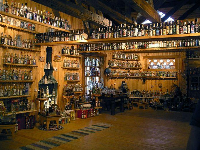 Visitar en Moscú el Museo del Vodka