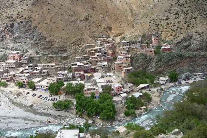 Una excitante excursión a lo largo del valle del Ourika