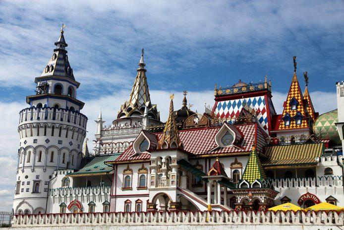 Segundo dia de viaje en Moscú