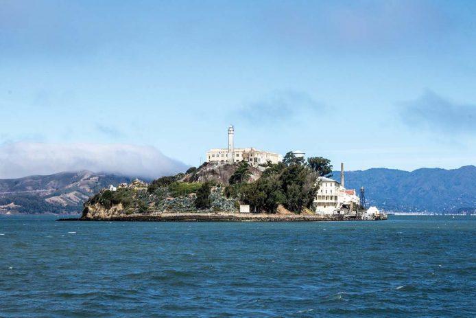 Prisión de Alcatraz en San Francisco