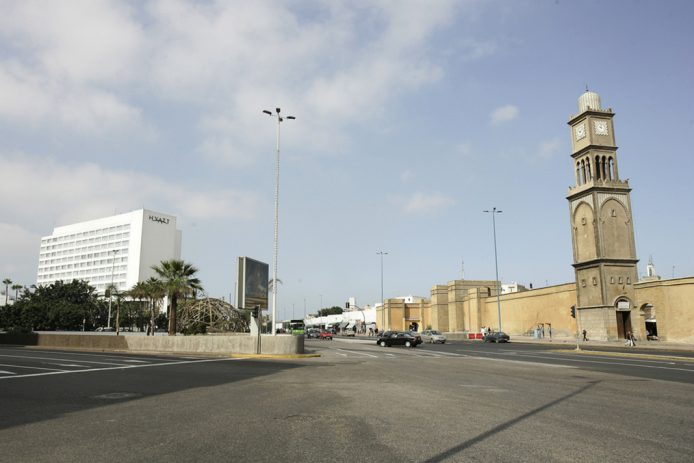 Torre del Reloj Casablana
