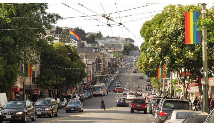 El barrio Castro, comunidad gay de San Francisco