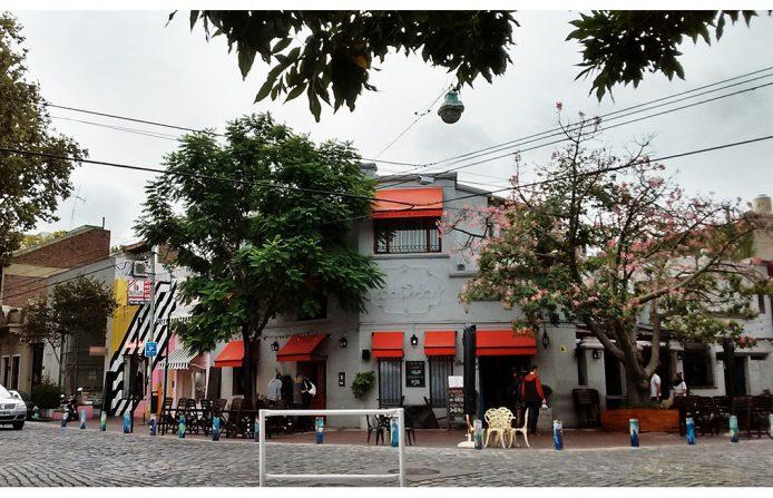 Dar un paseo por Palermo Viejo en Buenos Aires