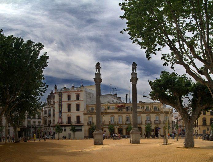 La Alameda de Sevilla