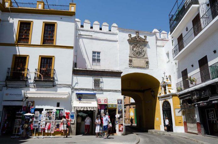 Barrio Arenal y San Bernardo