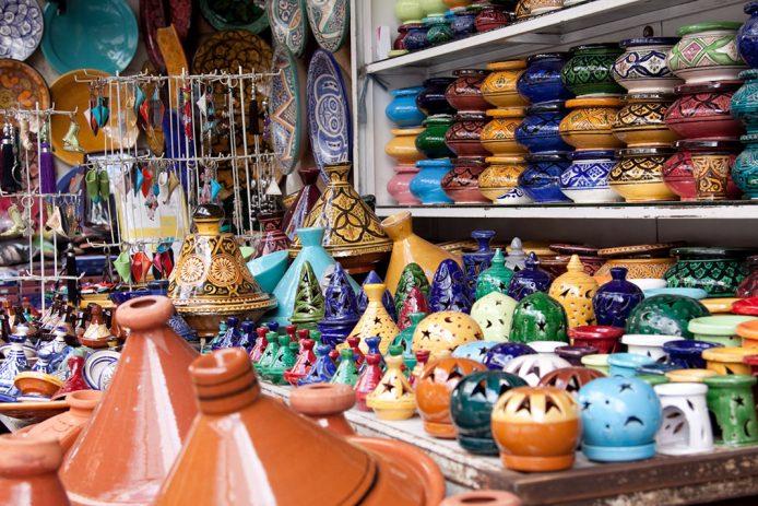 Artesania Marroquí, Casablanca
