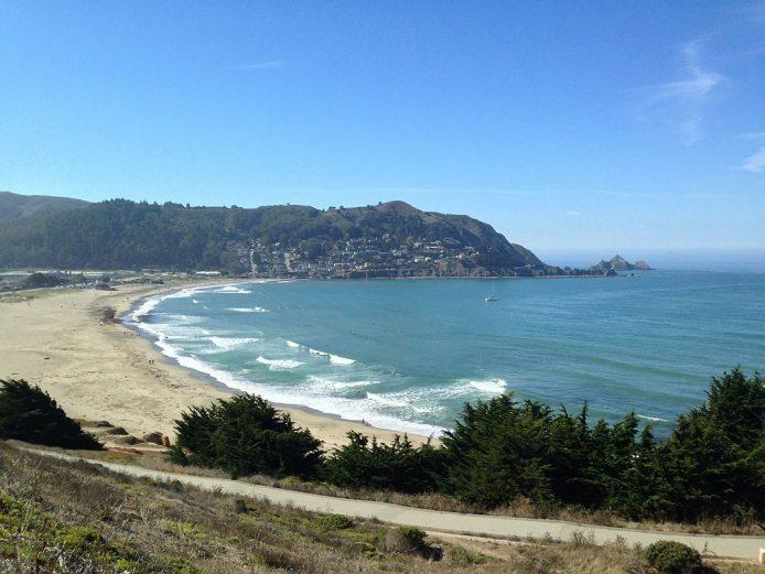 Bañarte en las playas de San Francisco