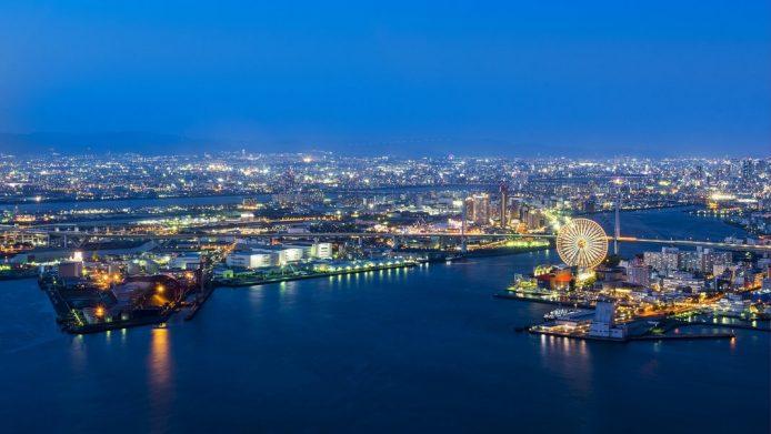 Dónde dormir en Osaka