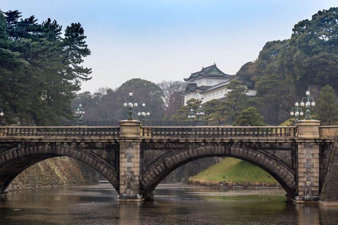 Visitar el Palacio Imperial de Tokio