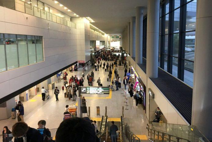 Cómo ir del aeropuerto de Narita a Tokio