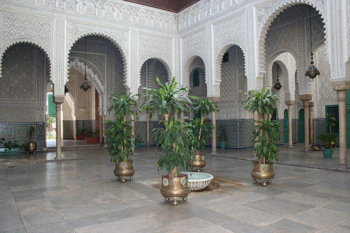 Visita el Palacio Mahkama Pacha de Casablanca
