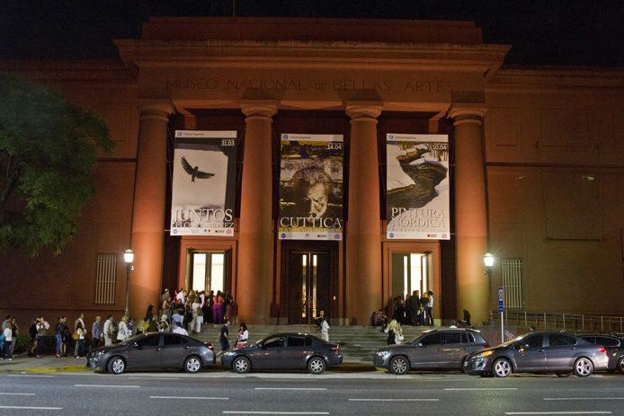 Visitar el Museo Nacional de Bellas Artes en Buenos Aires