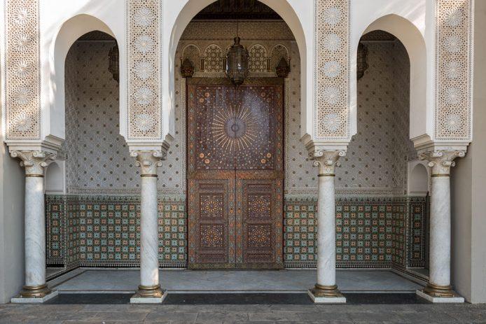 El Palacio Real de Casablanca