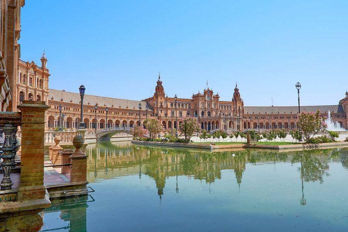 Las mejores zonas donde dormir en Sevilla