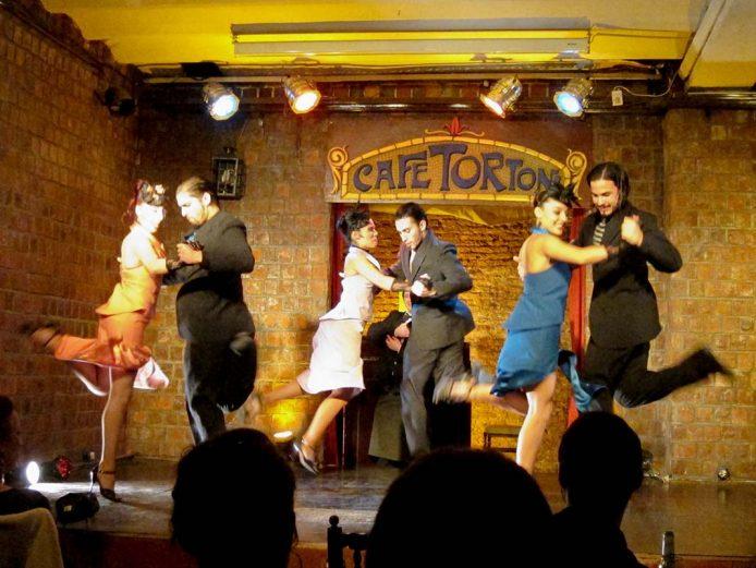 Disfrutar a tope tango en Buenos Aires