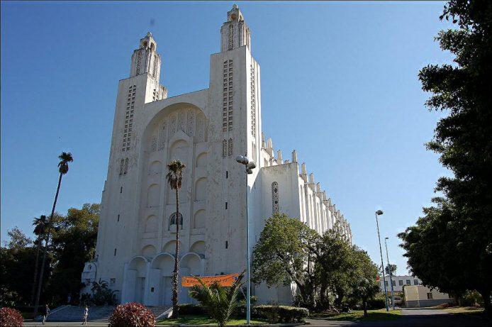 La catedral del Sagrado Corazón