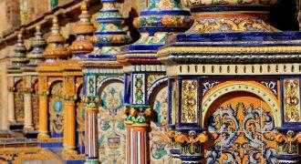 Visitando Sevilla