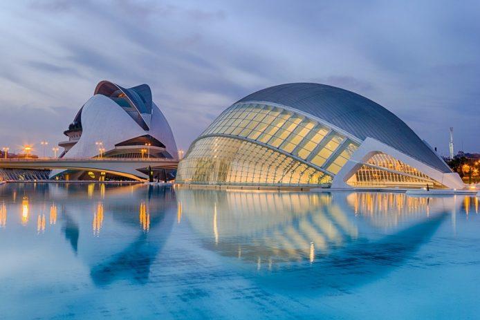 Dónde hospedarse en Valencia