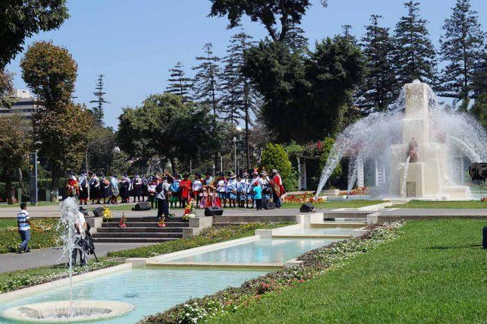 Parque de la Reserva, Lima