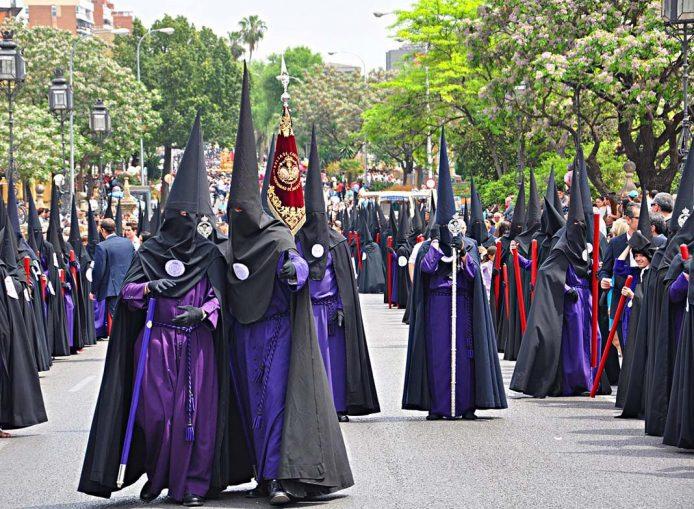 Fiestas tradicionales de Sevilla