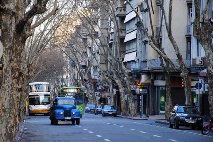 Descubrir Montevideo en autobús