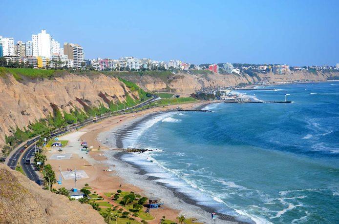 Las playas de Lima