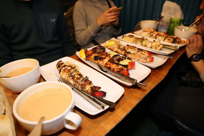 Comer en Reikiavik