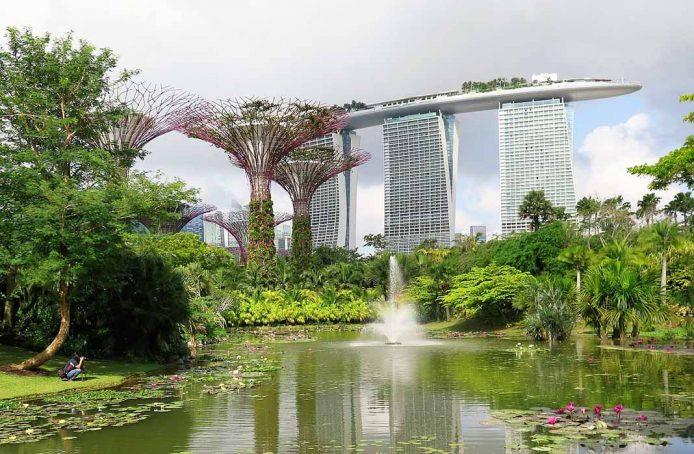 Qué visitar en Singapur