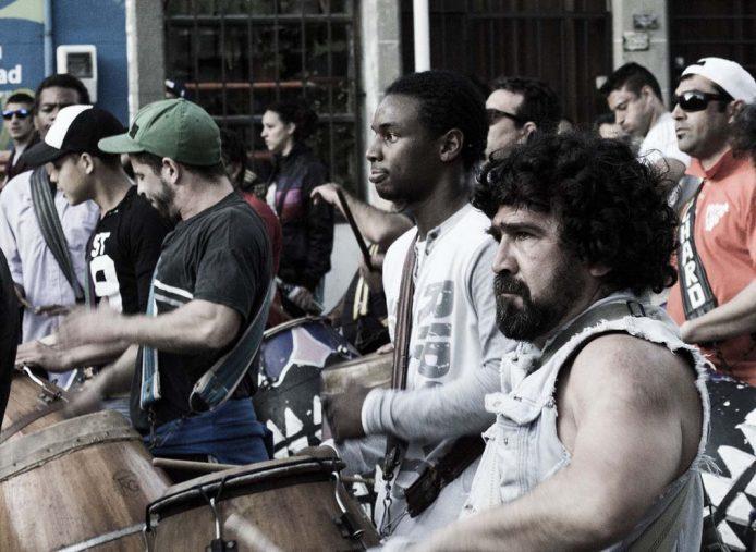 Baila un Candombe en Montevideo