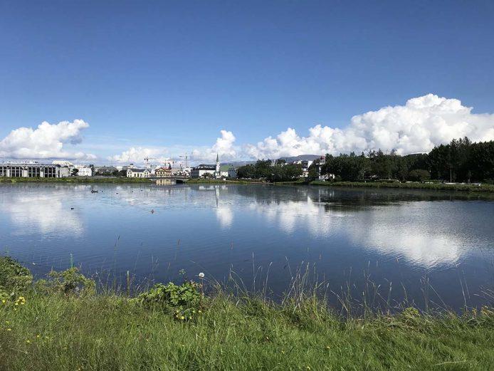 Laguna de Tjörnin