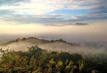 Tiempo en la Isla de Borneo
