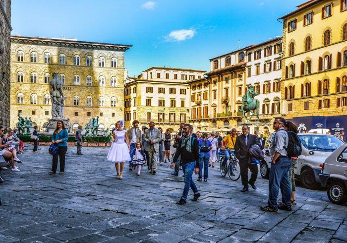 Cómo ir del aeorpuerto de Florencia al centro