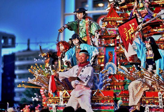 Festivales en Japón