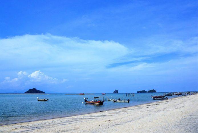 Islas de la costa oeste peninsular (Langkawi y Penang)