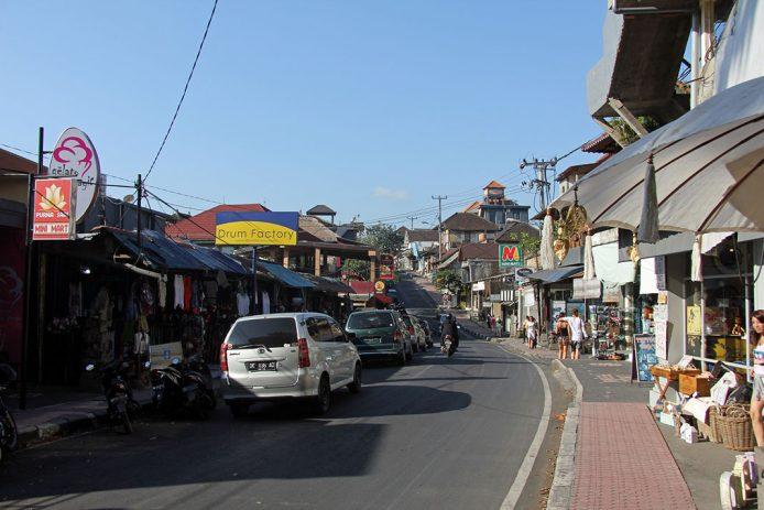 Visitar la ciudad de Ubud