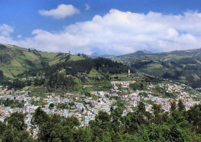 Excursión al volcán activo Guagua Pichincha