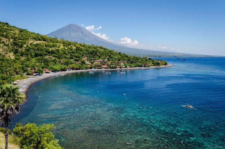 Bali, alojarse en Amed