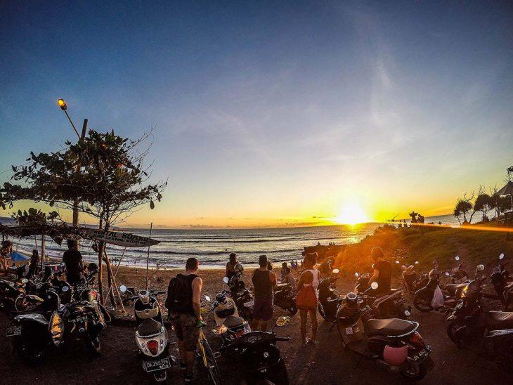 Canggu, alojamiento en Bali