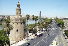 Cómo ir del aeropuerto de Sevilla al centro