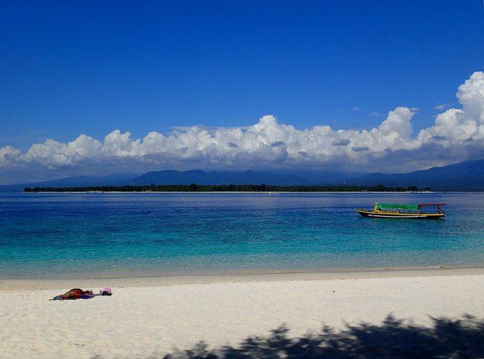 Visitar en Bali las islas Gili