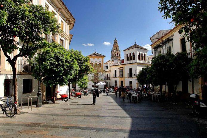 Pasear por la juderia de Córdoba