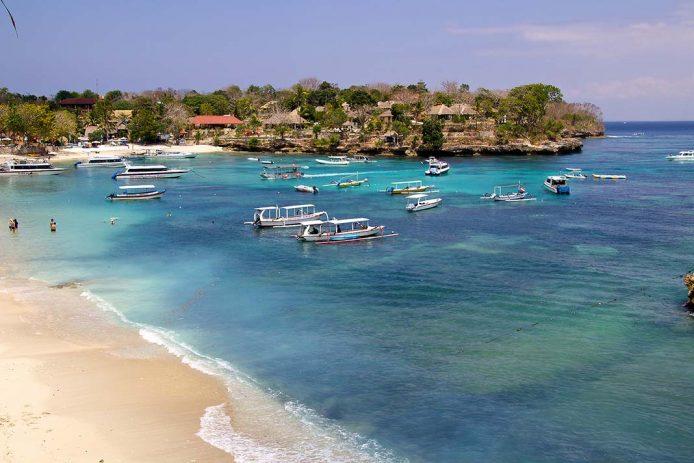 Alojarse en Nusa Lembongan, Bali