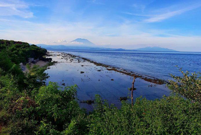 Alojarse en Nusa Penida