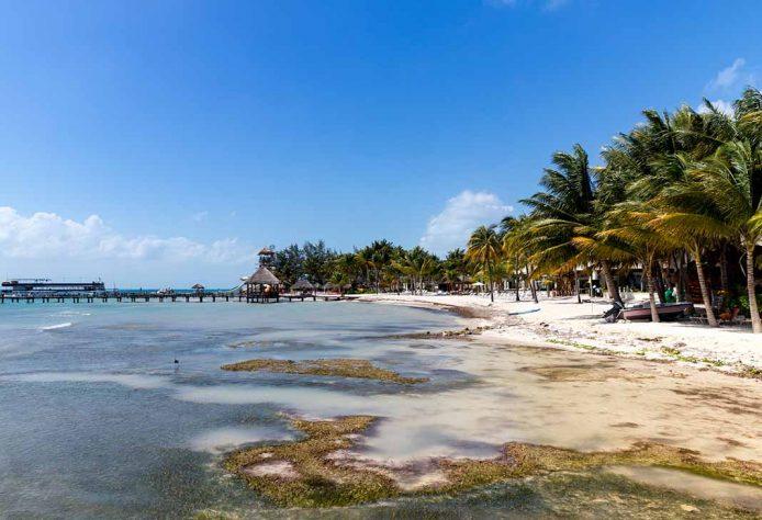 El clima de la Riviera Maya en Verano